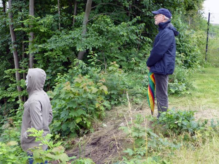 Navigare necesse est Skulpturen im Schleusenpark